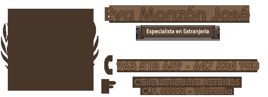 Abogada Eva Monzon Jose
